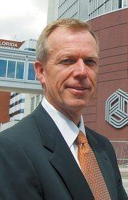 Florida Hospital CEO Lars Houmann