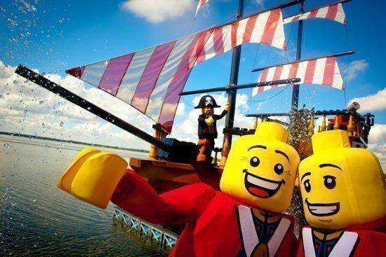 Legoland Florida's  pirate-themed expansion
