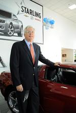 Three Central Florida auto dealers rev up for expansion, replacement projects