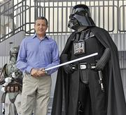 Walt Disney Co. bought Lucasfilm Ltd. for $4.05 billion.