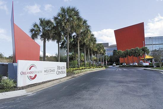 Orlando Health bought Health Central for $181.3 million.