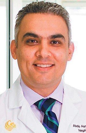 Dr. Abdo Asmar
