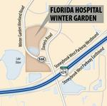 Florida Hospital's Winter Garden campus to have 100 employees, 10-20 doctors