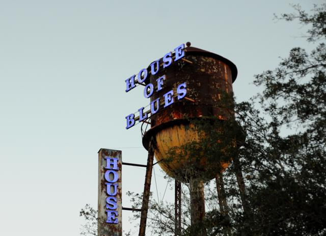 Listmakers meet under the iconic House of Blues water tower for the 2013 Book of Lists Party.