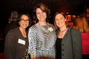 from left: Cynthia Blackwell, Amy Pennoch and Wendy Matyjevich of Black Rain Partners