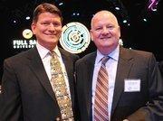 Tony Massey and Ed Dougherty of Massey Services.