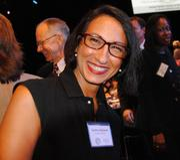 Cynthia Blackwell of Black Rain Partners.