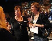 from left: Dawn Kraus & Patricia Bornstien of Florida Hospital.