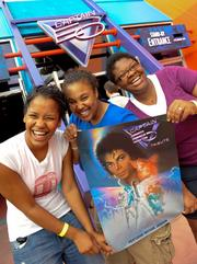 Sept. 1986: Epcot adds the Captain EO show featuring Michael Jackson. The attraction later reopened to guests in July 2010.