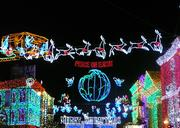 The Osborne Family Spectacle of Dancing Lights is a continuing crowd pleaser at Disney's Hollywood Studios. Both a long standing tradition, and a power company's Christmas wish come true.