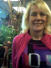 """Eileen Smith, owner, A Downtown Florist And Wedding Shop:""""Hopefully prosperity. I think the President is really listening to us now. When he was campaigning in different states, he saw that small businesses were suffering. Hopefully he's going to make change happen."""""""