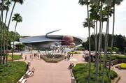 August 2003: Mission: Space opens.