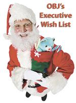 Want to see more of our Executive Wish List? Here you go
