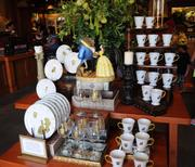 Guest can shop for limited edition souvenirs inside Bonjour! Village Gifts.