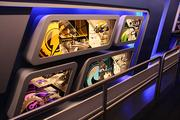 There are four design aspects guests will play with when they design their concept car for Test Track.