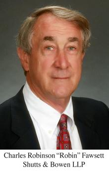 Charles Robinson Fawsett