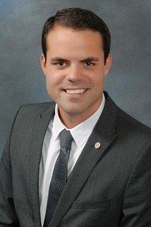 Representative Joe Saunders