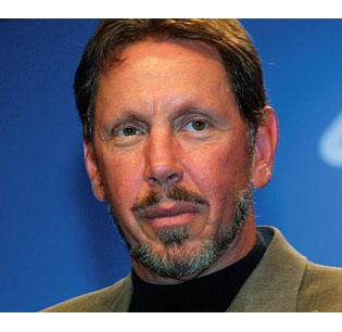 A report by the Institute for Policy Studies says Oracle Corp. CEO Larry Ellison used massive payouts in a tax deductibility loophole to buy unnecessary things such as the Hawaiian island of Lanai.