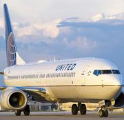 No. 4 United Airlines (NYSE: UAL)2012 market share: 8.99 percent*2012 traffic trend at BHM: Down 12.8 percent**-Includes combined traffic of United and Continental Airlines due to merger