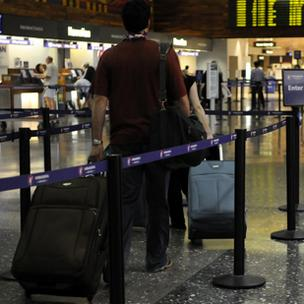 Hawaiian Airlines collected $18.1 million in baggage fees according to data from the U.S. Bureau of Transportation Statistics.