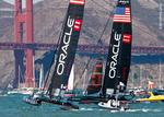 Lanai owner Larry Ellison's team scores in America's Cup races