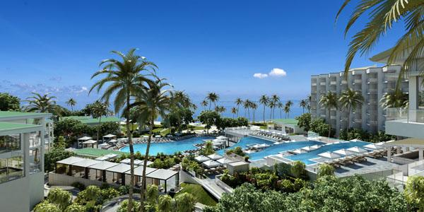 The Andaz Maui at Wailea is accepting reservations for stays beginning Aug. 15, but there is no guarantee the luxury resort will actually be open by then.