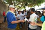 Hawaii tourism charity walk feeds its participants well