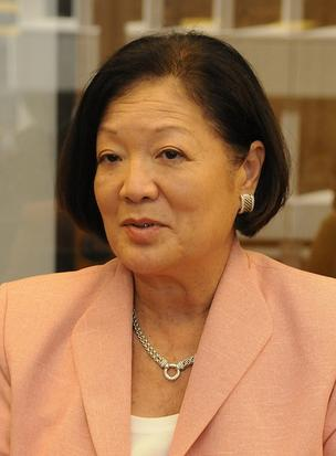 Democrat Mazie Hirono defeated Republican Linda Lingle in the Hawaii race for U.S. Senate.