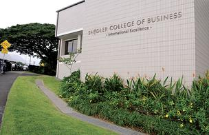 The University of Hawaii's Shidler College of Business will open up admissions to freshmen and sophomores starting with the fall 2012 semester.