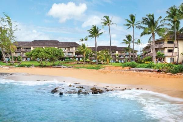 Outrigger Enterprises Group plans to start charging a cleaning fee for its condominium properties to stay competitive with the listings on the Vacation Rental by Owner website. Seen here is the Outrigger Lae Nani condominium on Kauai.