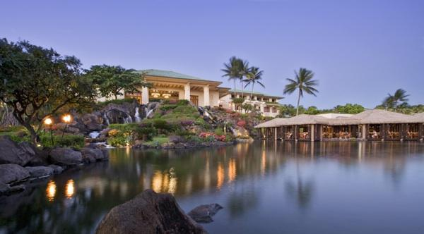 "The Grand Hyatt Kauai Resort and Spa won an award from TravelAge West for ""Best Resort for Couples, Hawaii."""