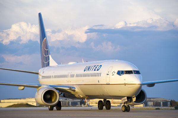 No. 6 - United AirlinesMarket share: 2.9 percentPassengers boarded in November: 69,085