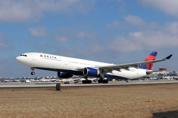 Delta Air Lines Inc. is a big winner of Executive Travel magazine's 2013 awards.