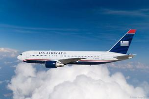 8. US Airways Prior rank: 8 Flew 317,123 passengers to Hawaii in 2011, down from 322,149 in 2010.
