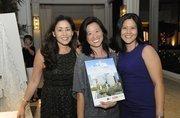 Karen Birkett, Kelli Wilinski and Megan Malloy of Colliers International Hawaii.