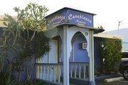 Casablanca restaurant on Hoolai Street in Kailua, Hawaii, serves Moroccan food.