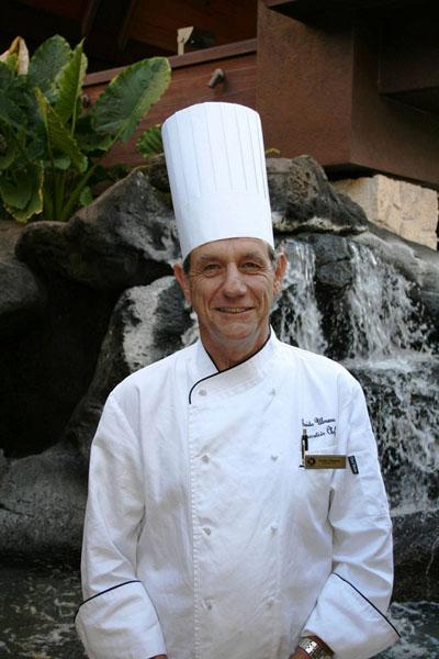 Guido Ulmann has been named executive chef of the Kana Ka Pila Grille at the Outrigger Reef on the Beach hotel in Waikiki.