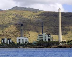 Hawaiian Electric Co.'s Kahe power plant in Leeward Oahu topped the U.S. Environmental Protection Agency's list of the 10 facilities that released the most chemicals in Hawaii in 2011.