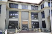"The former Honolulu Advertiser building on Kapiolani Boulevard also serves as ""Hawaii Five-0's"" film studio, with the team's office interiors filmed inside the historic building."