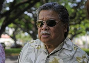 Honolulu mayoral candidate and former Hawaii Gov. Ben Cayetano said he felt