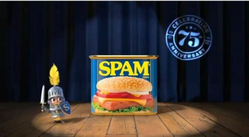 SPAM sales were a strong point in Hormel's earnings report.