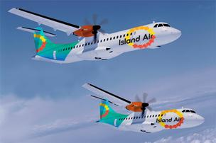 Hawaii interisland airline Island Air launched its new brand on Thursday and said it is adding two ATR72 aircraft to its fleet next month.