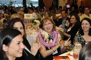 Judy Bishop, president of Bishop & Co., which was No. 7 on PBN's list of Top 25 Women-Owned Businesses at PBN's 2012 Women Who Mean Business event at The Royal Hawaiian in Waikiki.