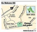 DeBartolo's $400M West Oahu shopping mall gets final OK