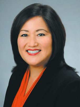 Kimberly Miyazawa Frank will leave the YWCA of Oahu in February to join Larry Ellison's Lanai Resorts LLC.