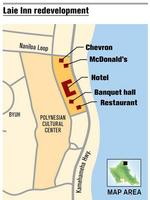 Hawaii Reserves gets OK to build Courtyard by Marriott