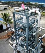 Makai Ocean Engineering working with Navy on Big Island OTEC project