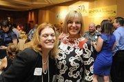 Valerie Moore and Piia Aarma of Pineapple Tweed Public Relations.