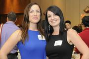 Heather Patterson of ProService Hawaii and Mariah Brown of Da Kitchen.