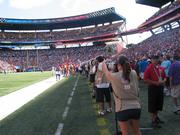 Photographers from the NFL and the media captured all of the action at Sunday's NFL Pro Bowl game at Aloha Stadium.